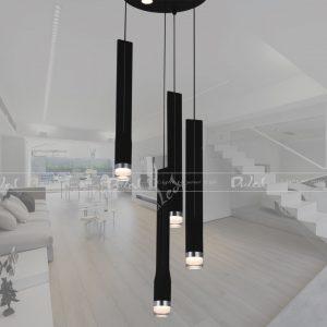 đèn led hiện đại
