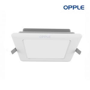 đèn led âm trần mặt vuông