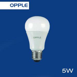 bóng led 5w opple