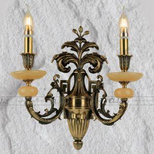 đèn vách đồng