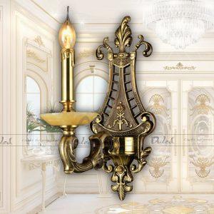 đèn vách cổ điển