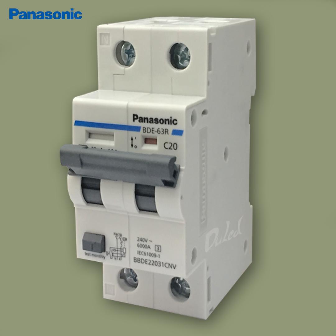 Panasonic RCBO