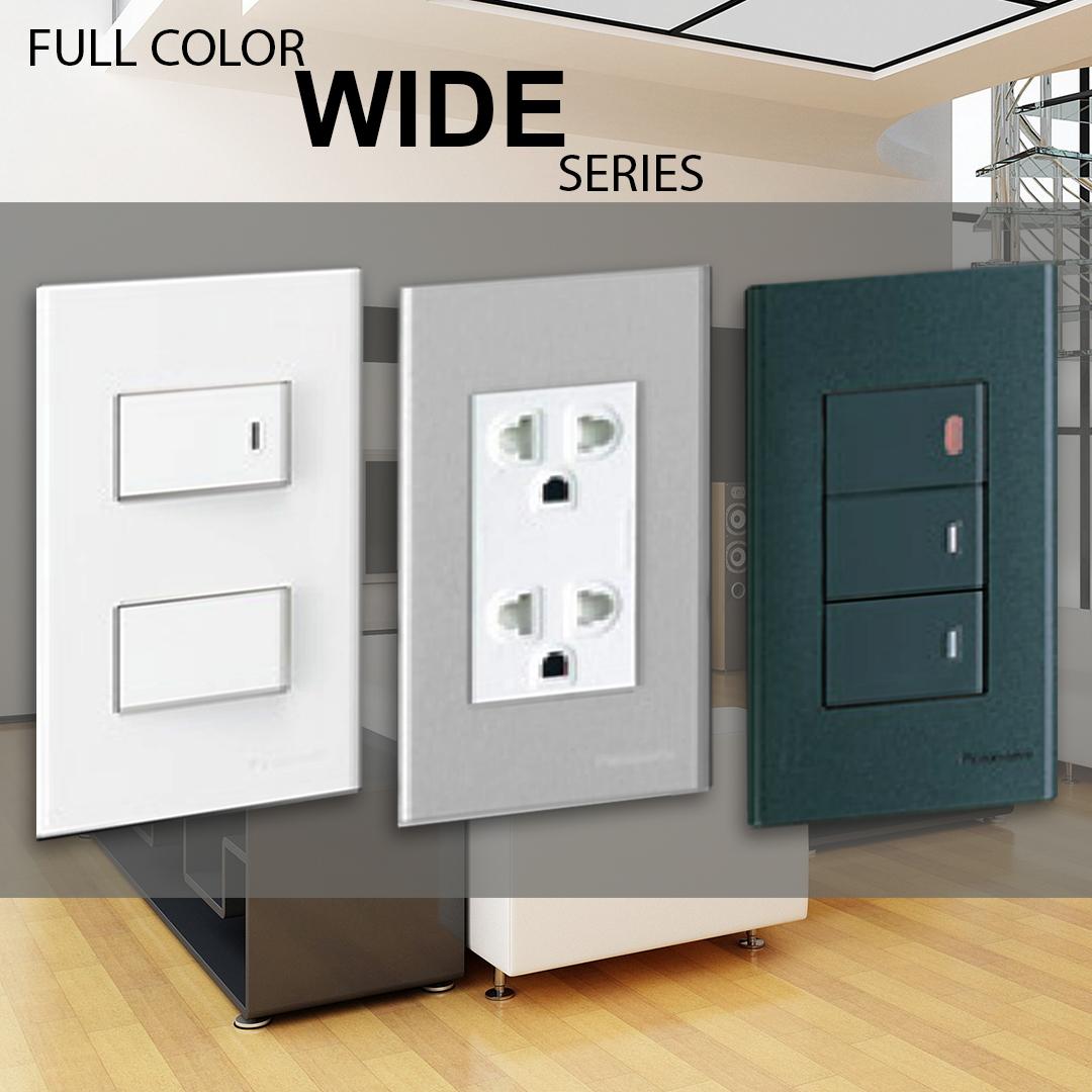 WIDE series