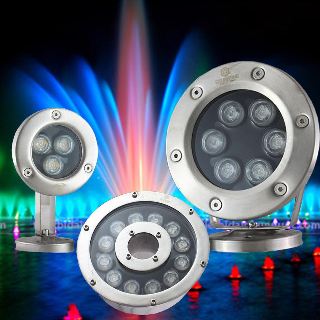 Đèn LED âm nước
