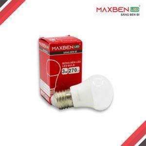 bóng led bulb 3w